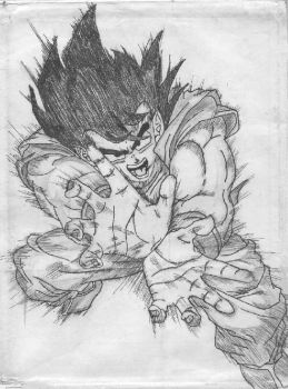 Goku by DjTrizz