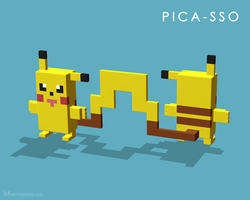 Pica-sso by m7