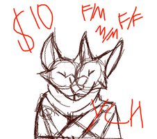 Couples YCH $10. [5]