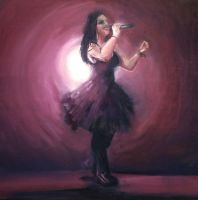 Rock Queen, Amy Lee by ichabod1799