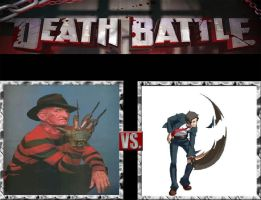 Request #105 Freddy vs Tohru by LukeAlanBundesen