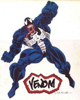 venom by lordp0rnstar
