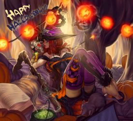 happy halloween 2014 by elsevilla