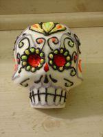 Calaveras 1.0 - White by malkie13