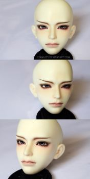 Faceup Commission 10 | Mystic Kids Amir by cian1675