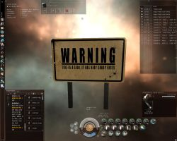 EVE online: Easter egg? by fallowbuck