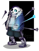 Bad time simulator [fanart] by FroggyLovesCoffee