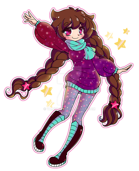 Amber ::Contest Prize:: by YamPuff