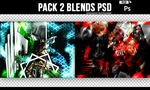 +PACK 2 BLENDS by IwillGoUp