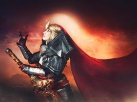 Meredith Stannard - Dragon Age II - 2 by Atsukine-chan