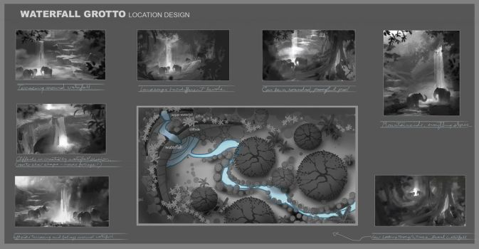 Location Design by NathanFowkesArt