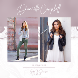 Photopack 3064 // Danielle Campbell by HQSource