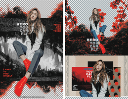 [04082017] HERO by btchdirectioner