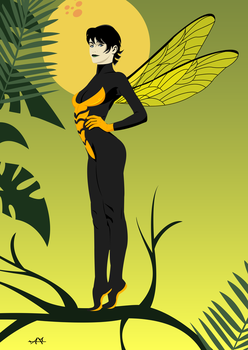 Wasp by FeydRautha81