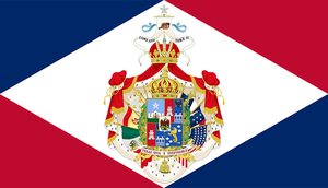 Flag of the Viceroyalty of Texas by IEPH