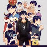 Tobio Kageyama x Reader - Queen by ItsNotAPickupLine on DeviantArt