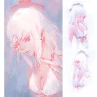Zero - Sketches (Drakengard 3) by Alex-Chow