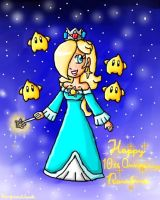 10 years of Rosalina by ninpeachlover