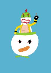 Bowser Jr by Ethor14