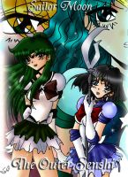 The Eternal Outer Senshi by Dawnrie