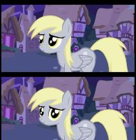 Derpy is not amused by Ocarinaplaya