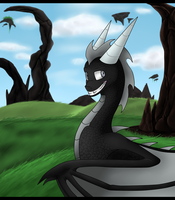 Aaron :Gift: by Draiconeon