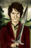 The Hobbit by CloudedInfluence