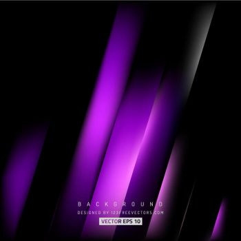 Purple Black Striped Background Free Vector by 123freevectors