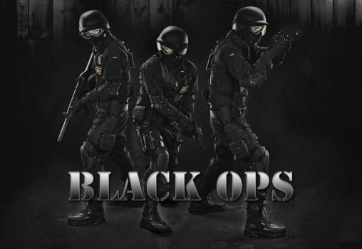 Black Ops by msabas
