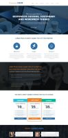 Free Parallax PSD Template by shoahmed