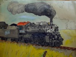 Soo Line Pacific by PRR8157