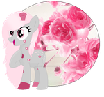(Points gift) Mlp Sakura pagedoll by DangerDana220