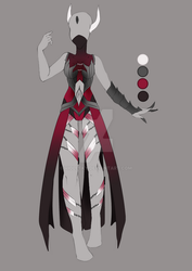 :: Commission August 02: Outfit design :: by VioletKy