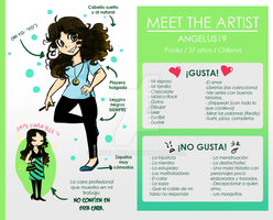 Meet the artist- Meme by Angelus19