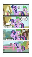 Don't Make Her Say It Twice by stratusxh