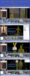MMD Tutorial #1 : Changing the reflection by TwilightAngelTM