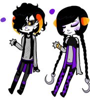 Subjug Fantroll Adoptables CLOSED by Oppai-Puddin