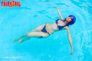 Juvia Bikini by adami-langley