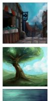 Scenery by Pendalune