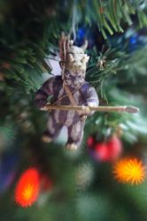 Lensbaby Christmas Tree IV by LDFranklin