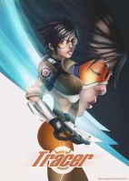 Overwatch - Tracer by iEvgeni