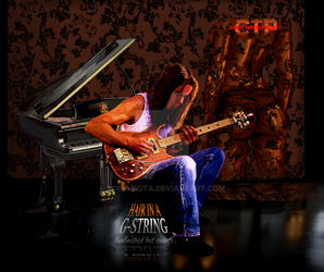 Colin Tench Project Album Hair In A G String by SoniaMota