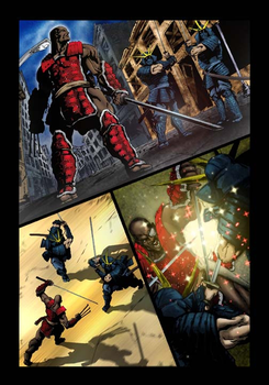 Galtow book 1 page 4 color by xmoor