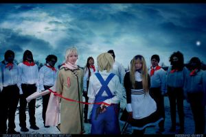 USSR Hetalia - Face to Face by kirawinter