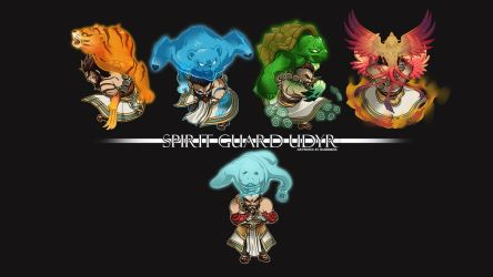 League of Legends: SGU chibis by betrayal-and-wisdom