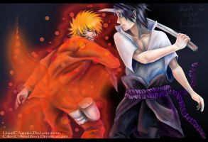 Sasuke_Naruto_for SATALEX by Arnoldinya