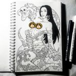 Instaart  - Boa Hancock (NSFW on Patreon) by Candra