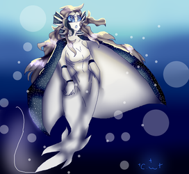 \New OC\Aqua-Lu.\Stingray by Crazy1Science