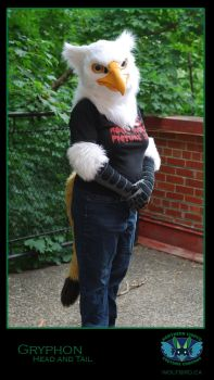 Traditional Gryphon [FOR SALE!] by Wolfbird