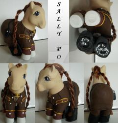 My little Pony Custom Sally Po by BerryMouse